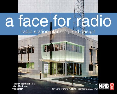 9780240808031: A Face for Radio: A Guide to Facility Planning and Design