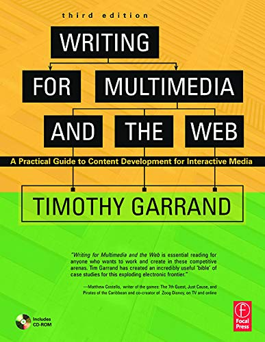 9780240808222: Writing for Multimedia and the Web, Third Edition: A Practical Guide to Content Development for Interactive Media