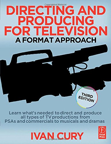 9780240808277: Directing and Producing for Television: A Format Approach