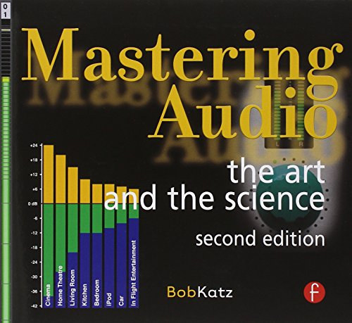 9780240808376: Mastering Audio: The Art and the Science