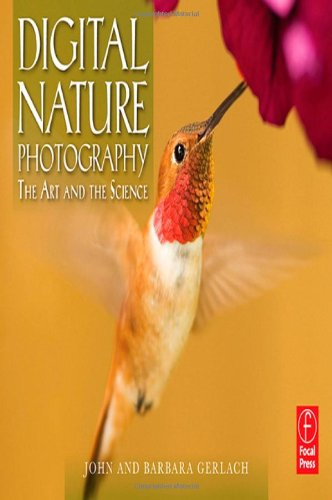 9780240808567: Digital Nature Photography: The Art and the Science