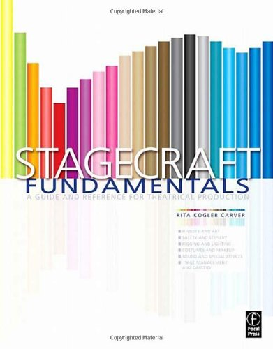 9780240808574: Stagecraft Fundamentals: A Guide and Reference for Theatrical Production