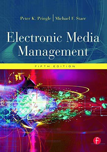 9780240808727: Electronic Media Management, Revised
