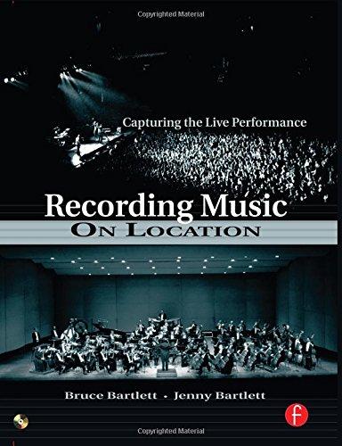 9780240808918: Recording Music on Location