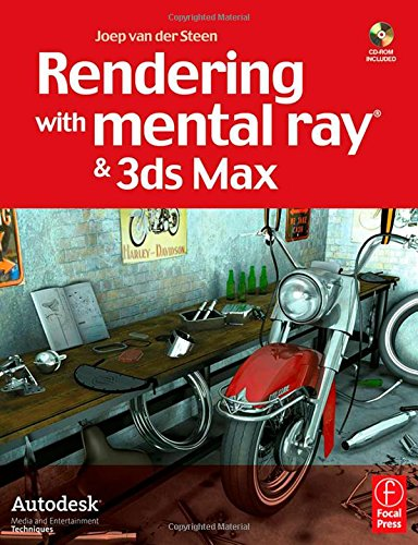 9780240808932: 3ds Max Arch. Mesa College Bundle: Rendering with mental ray & 3ds Max (Portuguese Edition)