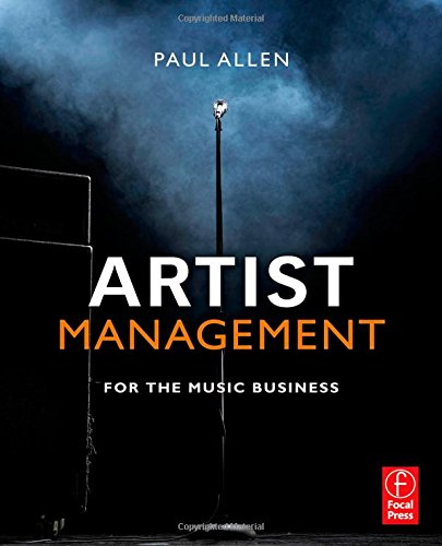 9780240809243: Artist Management for the Music Business