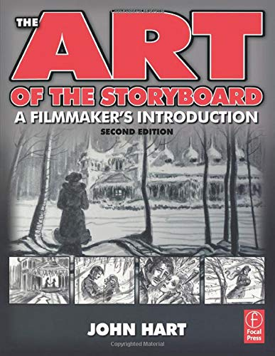 9780240809601: The Art of the Storyboard, 2nd Edition: A Filmmaker's Introduction