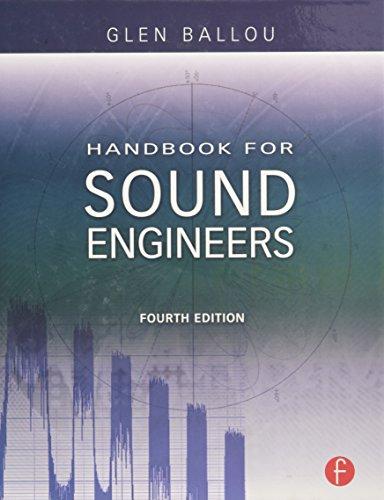 9780240809694: Handbook for Sound Engineers (Audio Engineering Society Presents)