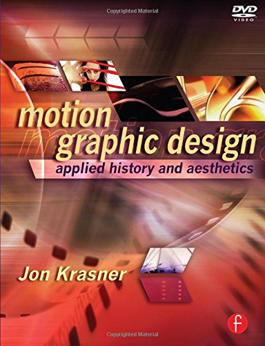 9780240809892: Motion Graphic Design: Applied History and Aesthetics
