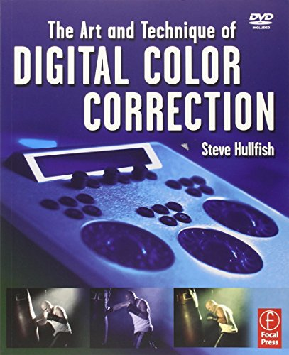 9780240809908: The Art and Technique of Digital Color Correction