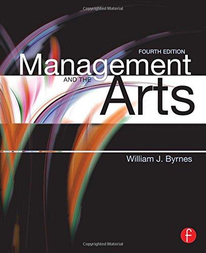 9780240810041: Management and the Arts