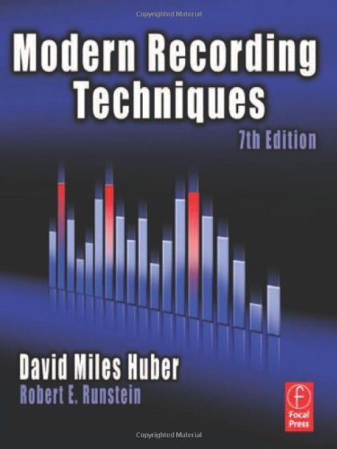 9780240810690: Modern Recording Techniques (Audio Engineering Society Presents)