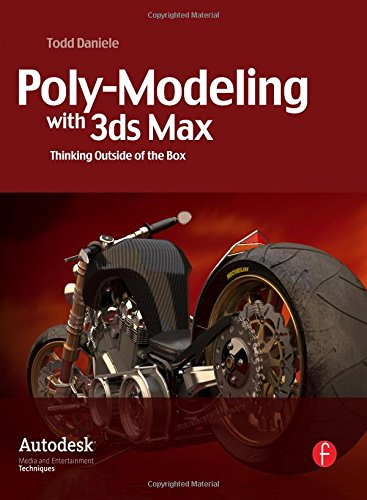9780240810928: Poly-Modeling with 3ds Max: Thinking Outside of the Box