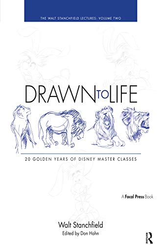 Drawn to life volume two 20 golden years of disney master classes