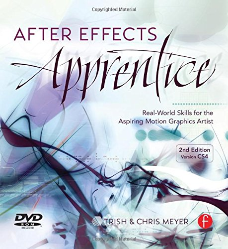 9780240811369: After Effects Apprentice