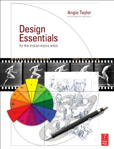 9780240811819: Design Essentials for the Motion Media Artist: A Practical Guide to Principles & Techniques
