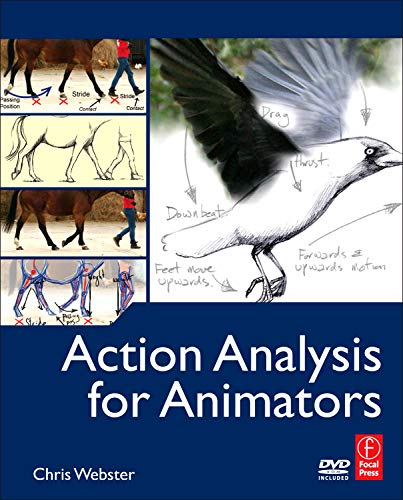 9780240812182: Action Analysis for Animators