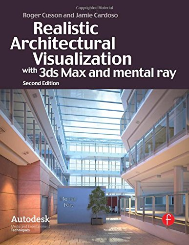 9780240812298: Realistic Architectural Rendering with 3ds Max and V-Ray