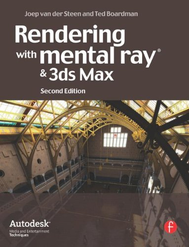 9780240812373: Rendering with mental ray and 3ds Max
