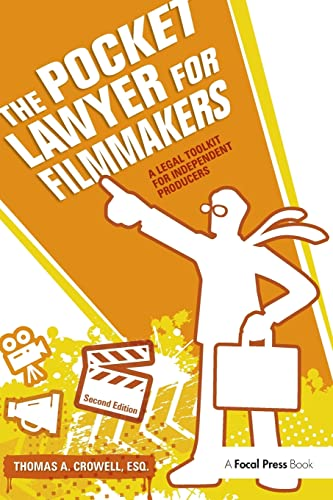 9780240813189: The Pocket Lawyer for Filmmakers: A Legal Toolkit for Independent Producers