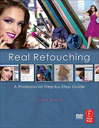 9780240814179: Real Retouching: A Professional Step-by-Step Guide