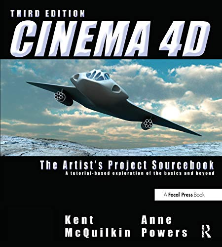 9780240814506: Cinema 4D: The Artist's Project Sourcebook