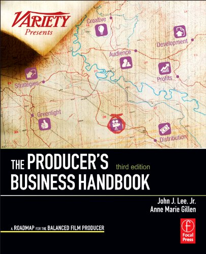 9780240814636: The Producer's Business Handbook: The Roadmap for the Balanced Film Producer (American Film Market Presents)