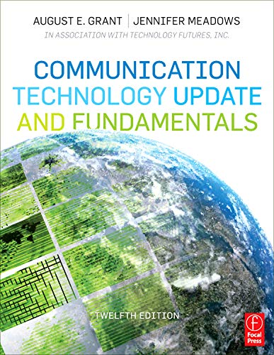 Communication Technology Update and Fundamentals: Focal Press
