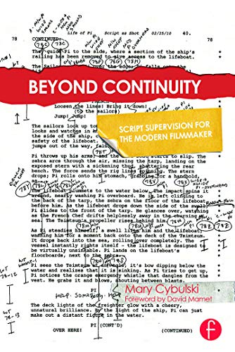 9780240814896: Beyond Continuity: Script Supervision for the Modern Filmmaker