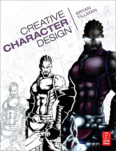 9780240814957: Creative Character Design