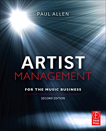 9780240815015: Artist Management for the Music Business