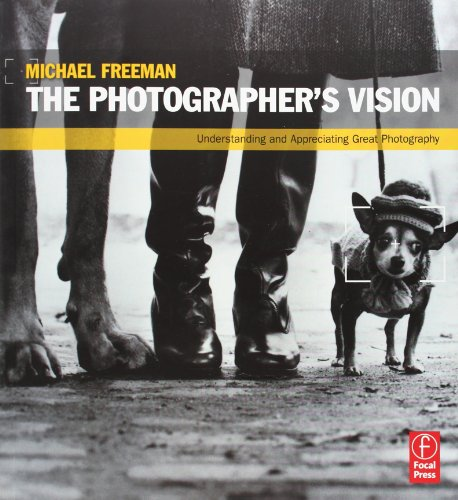 9780240815183: The Photographer's Vision: Understanding and Appreciating Great Photography