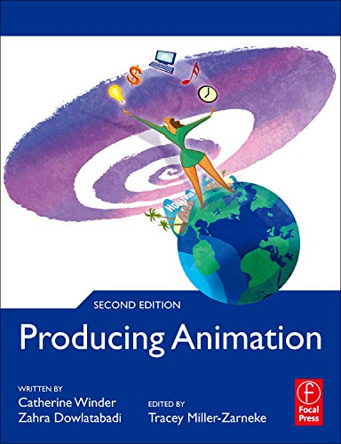 9780240815350: Producing Animation