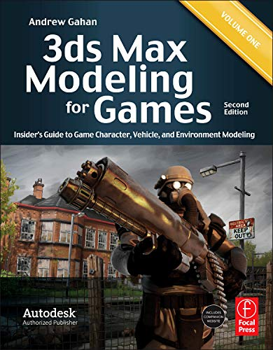 9780240815824: 3ds Max Modeling for Games: Insider's Guide to Game Character, Vehicle, and Environment Modeling: Volume I: 1