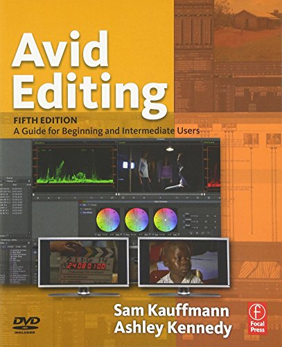 9780240818566: Avid Editing: A Guide for Beginning and Intermediate Users