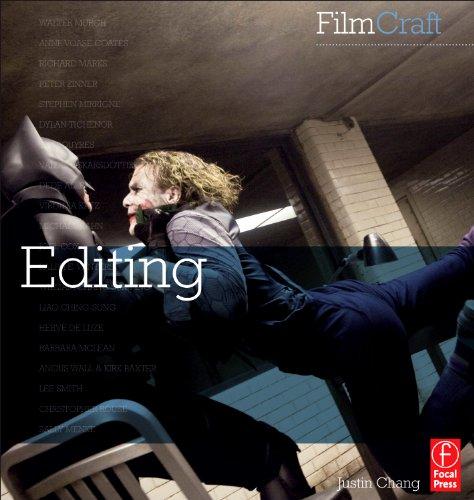 9780240818641: FilmCraft: Editing