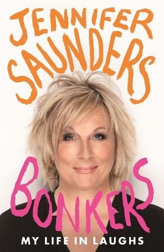 BONKERS : MY LIFE IN LAUGHS - SIGNED FIRST EDITION FIRST PRINTING