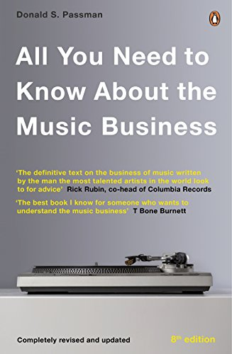 9780241001639: All You Need to Know About the Music Business: Eighth Edition