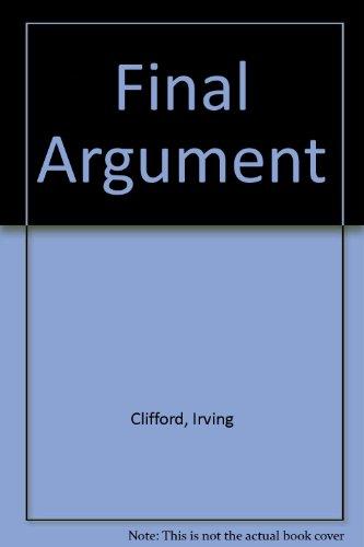 9780241001745: Final Argument
