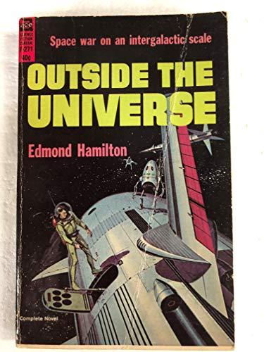 9780241002711: Outside the Universe