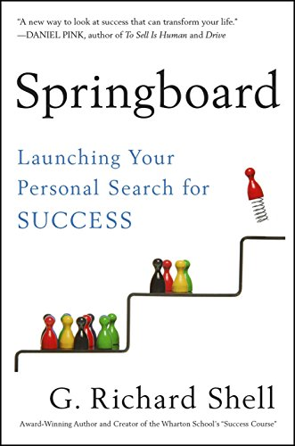 9780241002834: Springboard: Launching Your Personal Search for Success