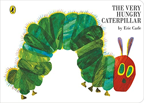 9780241003008: The very hungry caterpillar (Inglese)