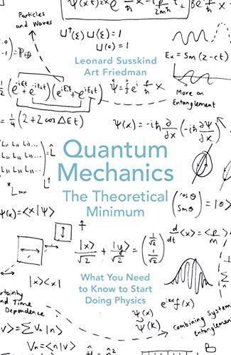 9780241003442: Quantum Mechanics: The Theoretical Minimum