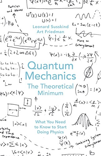 9780241003442: Quantum Mechanics: The Theoretical Minimum