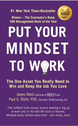 9780241003541: Put Your Mindset to Work: The One Asset You Really Need to Win and Keep the Job You Love