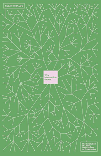 9780241003558: Why Information Grows: The Evolution of Order, from Atoms to Economies