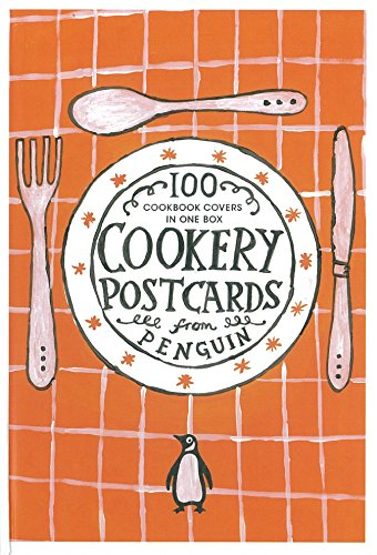 9780241004999: Cookery Postcards from Penguin: 100 Cookbook Covers in One Box
