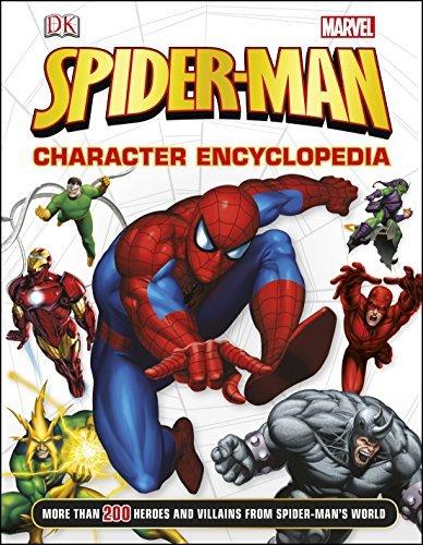 Spider-Man Character Encyclopedia: More than 200 Heroes: Daniel Wallace,Art Director