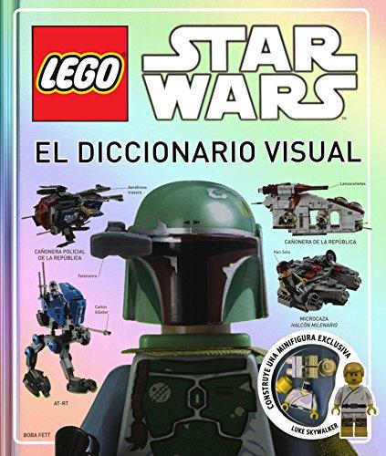 9780241006887: Lego Star Wars. El Diccionario Visual