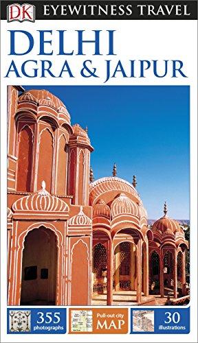 9780241006993: DK Eyewitness Travel Guide: Delhi, Agra & Jaipur